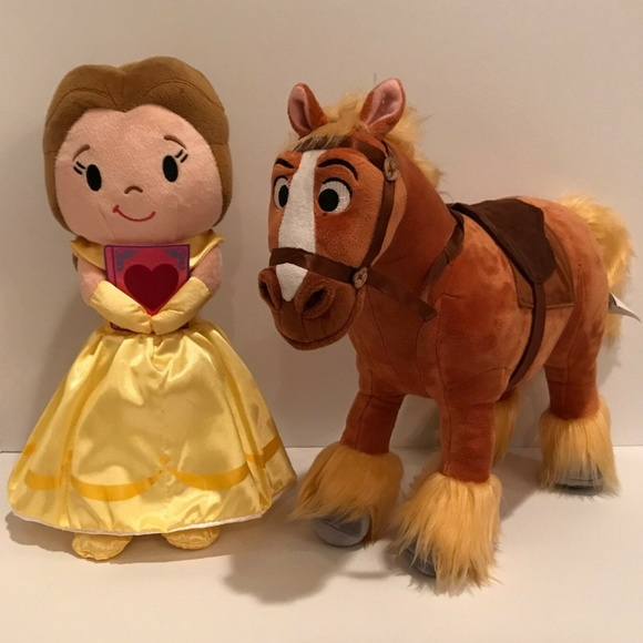 Disney Other Beauty And The Beast Belle Phillipe Horse Poshmark